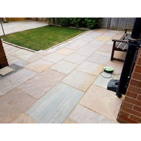 4 Sizes Patio Pack - Hand Cut - 19.5 m2 £295.00