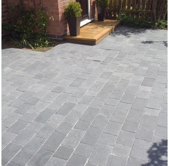 Driveway Block Paving (From £299.99)